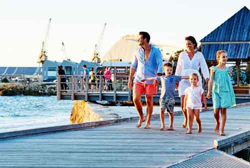 Penasaran Rahasia Liburan ke Perth Australia Gini Cara Mewujudkannya! 12 Perth Fremantle - Finansialku
