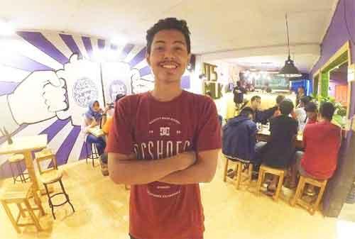 Pengusaha Sukses dan Inspirasi Usaha 11 Mohamad Faisal Hidayat, Bisnis Kafe Susu - Finansialku