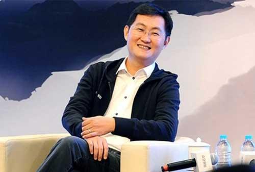 Resep Seorang Muda yang Kaya Berkat Internet 02 Ma Huateng - Finansialku