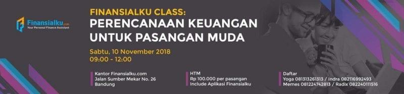 Finansialku Class Keuangan Pasangan Muda