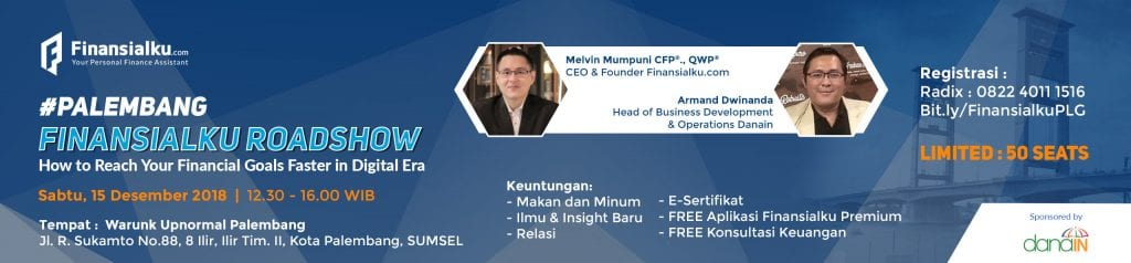Event Roadshow Palembang