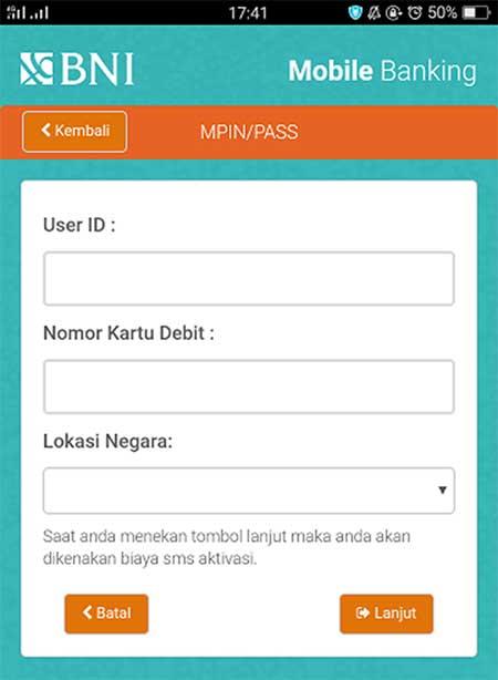 BNI Mobile Banking Dapat Mudah Dipakai! Begini Cara Daftar dan Aktivasinya! 03 BNI Mobile Banking 2 - Finansialku
