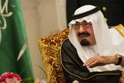 Gila! Seorang Pengangguran Di AS Bisa Dapatkan Uang Rp55 Juta Dengan Menjadi Pengemis Online 03 King Abdullah Arab Saudi - Finansialku