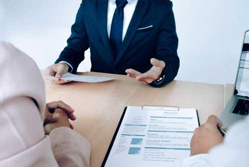 Ingin Berhasil Inilah Kiat Memilih Lowongan Kerja dengan Tepat 03 Interview - Finansialku