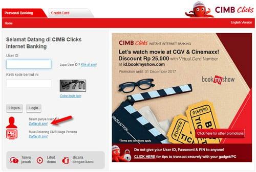 Internet Banking CIMB Niaga 03 - Finansialku