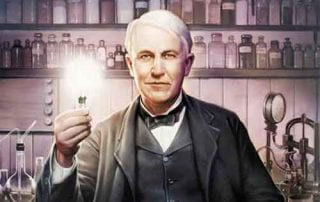 Kata-kata Bijak Thomas Alva Edison yang Penuh Makna Kehidupan 01 - Finansialku