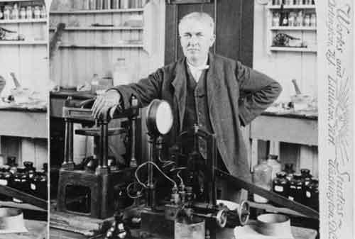 Kata-kata Bijak Thomas Alva Edison yang Penuh Makna Kehidupan 02 - Finansialku