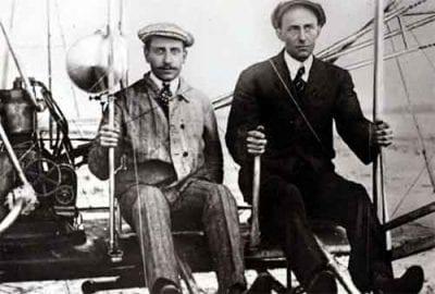 Kata-kata Bijak Wright Brothers Si Penemu Pesawat 01 - Finansialku