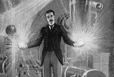 Kata-kata Motivasi Nikola Tesla 01 - Finansialku