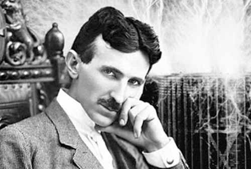 Kata-kata Motivasi Nikola Tesla 02 - Finansialku