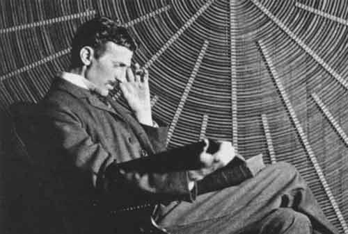 Kata-kata Motivasi Nikola Tesla 03 - Finansialku