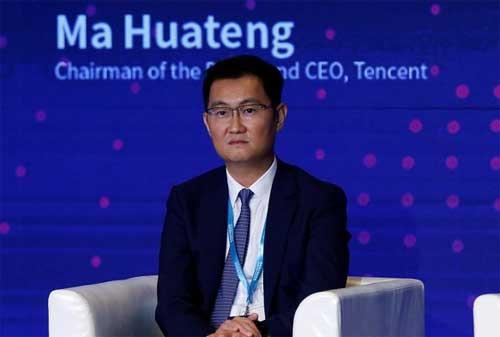 Kisah Sukses Ma Huateng, Pendiri Tencent Group Wechat 02 - Finansialku
