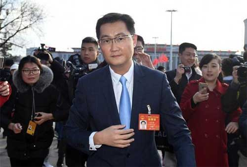 Kisah Sukses Ma Huateng, Pendiri Tencent Group Wechat 05 - Finansialku