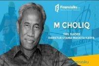 M Choliq Waskita