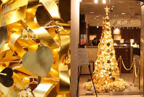 Pohon Natal 03 (12 Kg Ginza Tanaka Christmas Tree) - Finansialku
