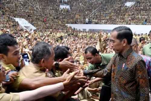 2019 Gaji Perangkat Desa Setara Dengan Gaji PNS Golongan IIA 02 Jokowi - Finansialku