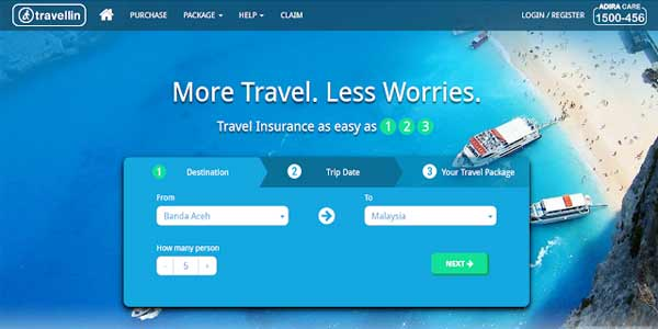 Digitalisasi Industri Asuransi 03 (Travellin.co.id) - Finansialku