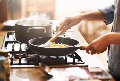 Ini 5 Cara Jitu Mengatur Cashflow Keluarga Supaya Hati, Jiwa dan Pikiran Tenang 05 Mengolah Makanan - Finansialku