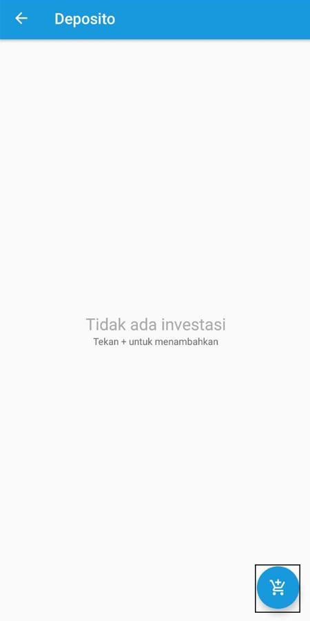 Investasi Deposito (Beli dan Catat) Aplikasi Finansialku 2