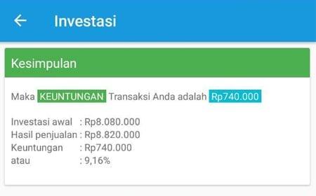 Investasi Kalkulator Aplikasi Finansialku 3