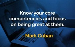 Kata-kata Bijak Mark Cuban Ketahui Kompetensi Inti - Finansialku