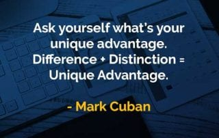 Kata-kata Bijak Mark Cuban Keuntungan Unik - Finansialku