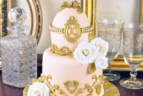 Kue Ulang Tahun Termahal Di Dunia 03 (Faberge Egg Cake) - Finansialku