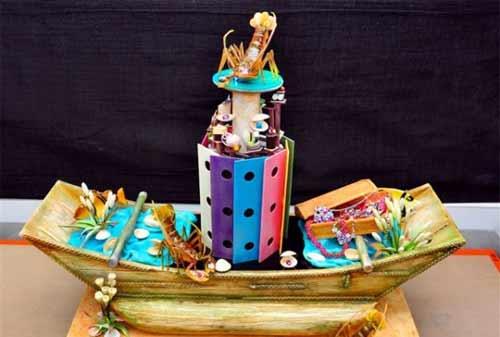 Kue Ulang Tahun Termahal Di Dunia 06 (Pirates Fantasy Cake) - Finansialku