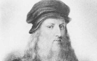 Membaca Kata-kata Mutiara Leonardo Da Vinci, Sang Pelukis Mona Lisa 01 - Finansialku