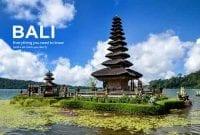 Paket Tour Bali 01 - Finansialku