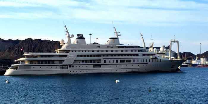 Perahu Termahal di Dunia 06 (Al Said) - Finansialku