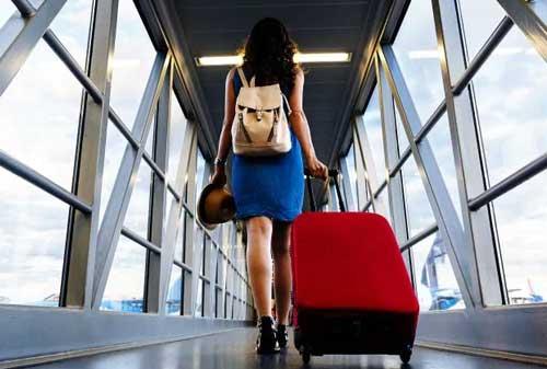 Tarif Bagasi Lion Air Hingga Rp 930.000, Apa Kata Pakar Transportasi 02 Koper Liburan 2 - Finansialku