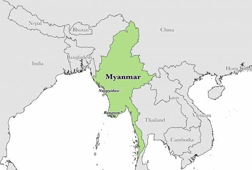 Tempat Wisata Myanmar 01 - Finansialku