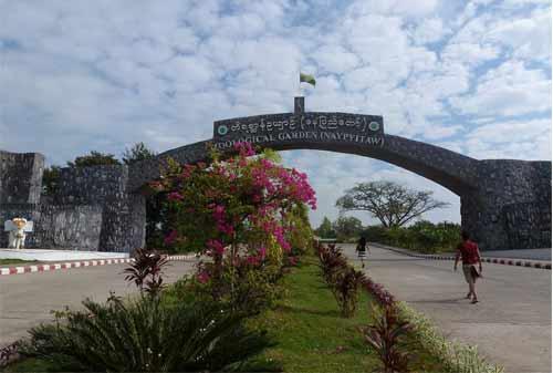 Tempat Wisata Myanmar 05 (Naypyidaw Zoological Garden) - Finansialku