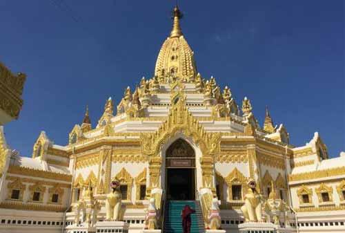 Tempat Wisata Myanmar 07 (Swe Taw Myat Pagoda) - Finansialku