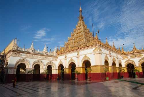 Tempat Wisata Myanmar 10 (Pagoda Mahamuni) - Finansialku