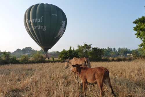 Tempat Wisata Myanmar 15 (Oriental Ballooning Ngapali) - Finansialku