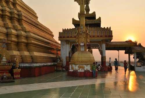 Tempat Wisata Myanmar 20 (Hintha Gon Paya) - Finansialku