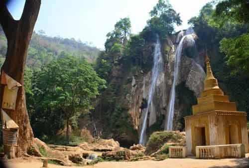 Tempat Wisata Myanmar 21 (Anisakan Falls) - Finansialku