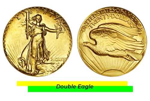 Uang Kuno Termahal 04 (Double Eagle) - Finansialku