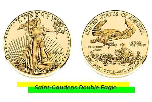 Uang Kuno Termahal 05 (Saint-Gaudens Double Eagle) - Finansialku