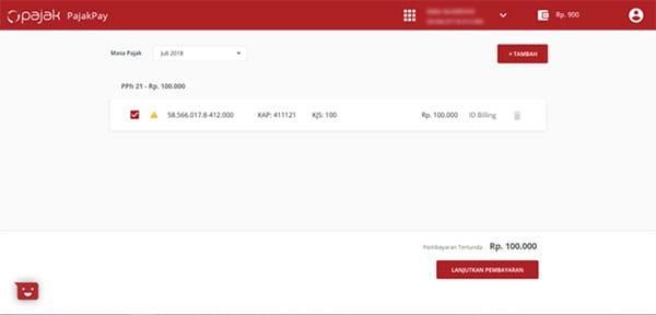 Bayar Pajak Online Melalui E-Billing Ternyata Mudah! 12 Daftar Pembayaran - Finansialku