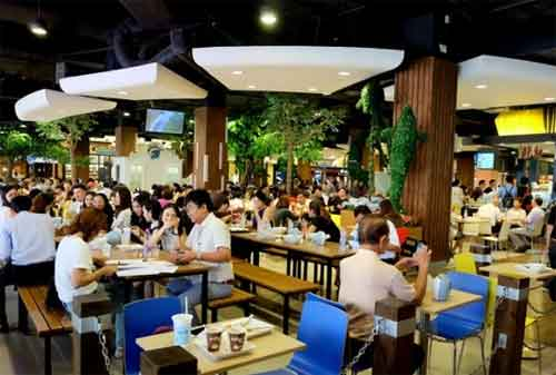Bisnis Foodcourt di Mall 01 - Finansialku