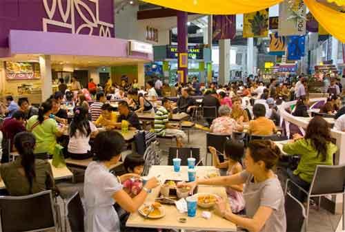 Bisnis Foodcourt di Mall 02 - Finansialku
