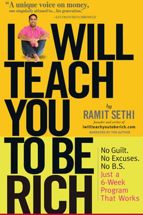 I Will Teach You To Be Rich oleh Ramit Sethi - Finansialku