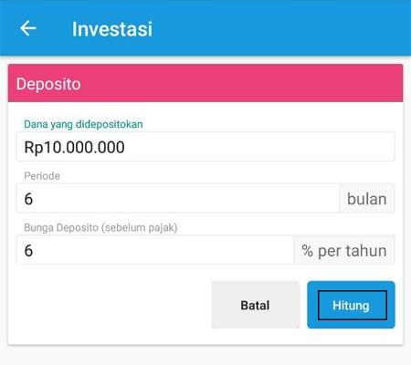 Investasi Deposito Aplikasi Finansialku 1
