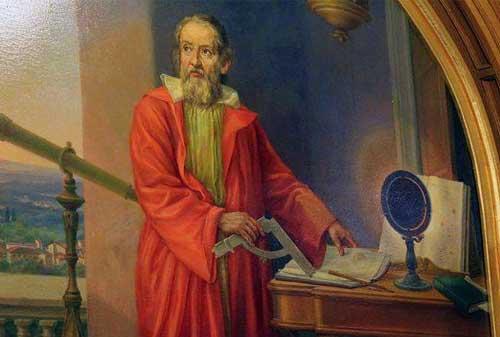 Kata-kata Bijak Galileo Galilei 03 - Finansialku