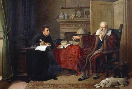 Kata-kata Bijak Galileo Galilei 04 - Finansialku
