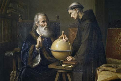 Kata-kata Bijak Galileo Galilei 07 - Finansialku
