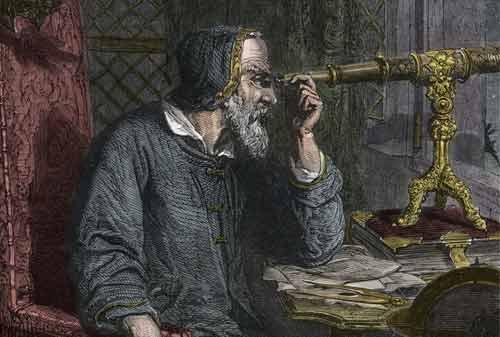 Kata-kata Bijak Galileo Galilei 08 - Finansialku